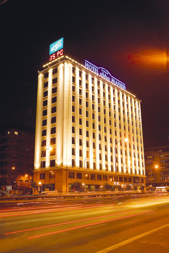 Hotel abba madrid madrid spain - One shot hotels madrid ...
