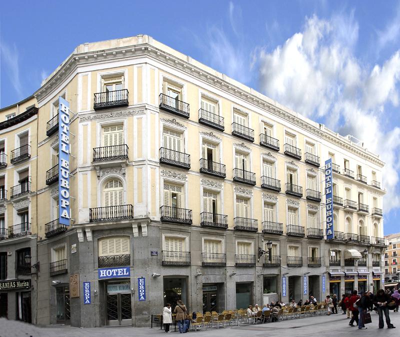 apartamentos gran via madrid