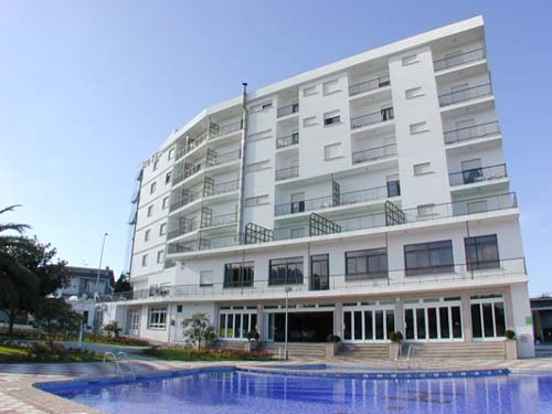 Hotel nuevo astur sanxenxo espa a - Hotel pueblo astur ...