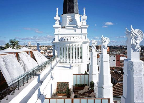 Hotel Me Madrid Reina Victoria Madrid Spain