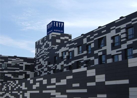 Hotel tryp zaragoza zaragoza spain for Luxury hotel zaragoza