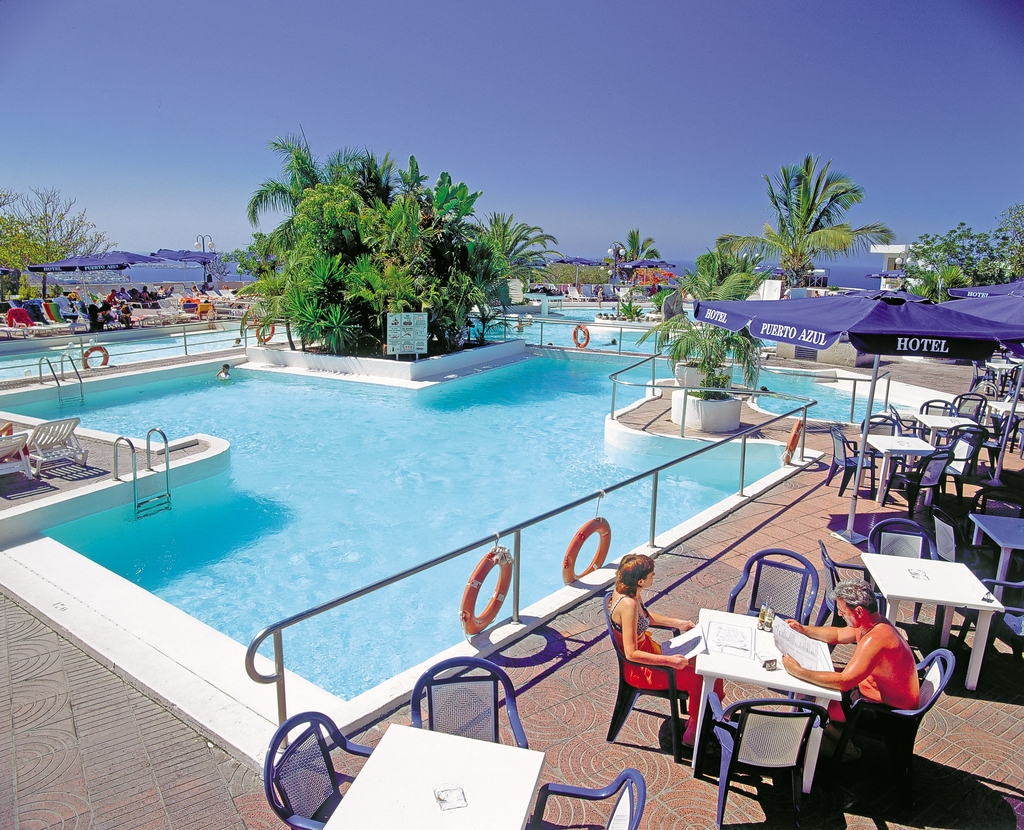 Hotel servatur puerto azul mog n spain - Servatur puerto azul hotel ...