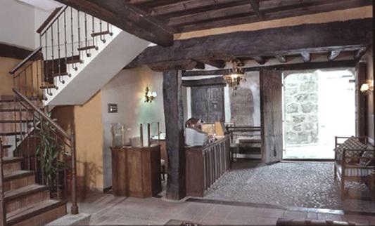 Rustic house posada real de esquiladores san esteban del - Posada de esquiladores ...
