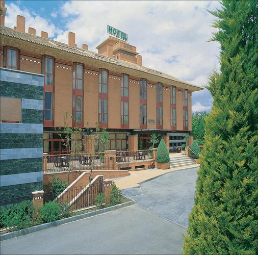 Hotel jardines de lorca lorca espa a for Jardines de lorca