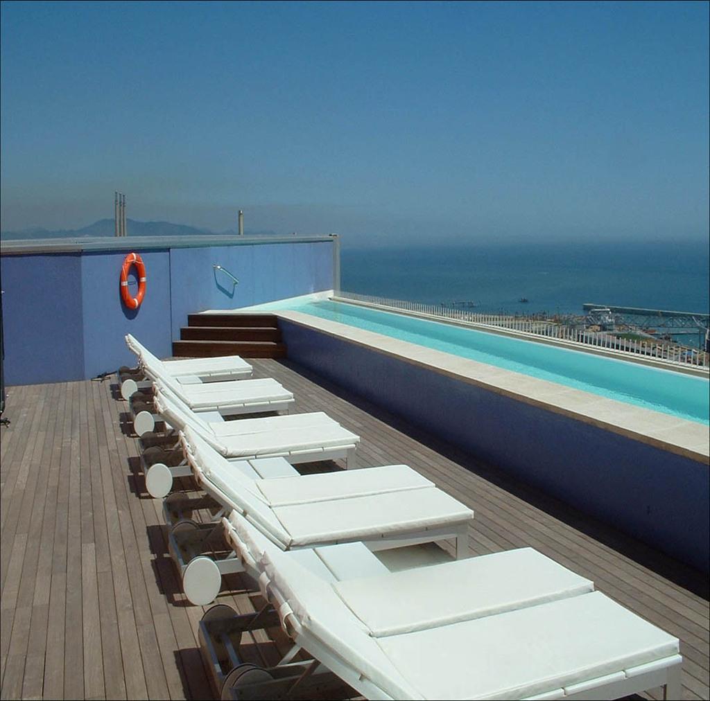 Hotel barcelona princess barcelona spain - Saunas en barcelona ...