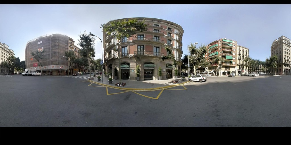 Hotel nh p dium barcelona spain - Hotel nh podium ...