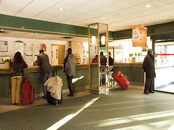 Hotel ibis paris porte de bagnolet bagnolet france - Hotel ibis porte de bagnolet ...