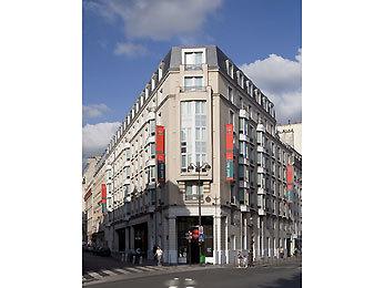 Hotel Ibis Paris Gare Du Nord Ch Teau Landon 10 Me Paris