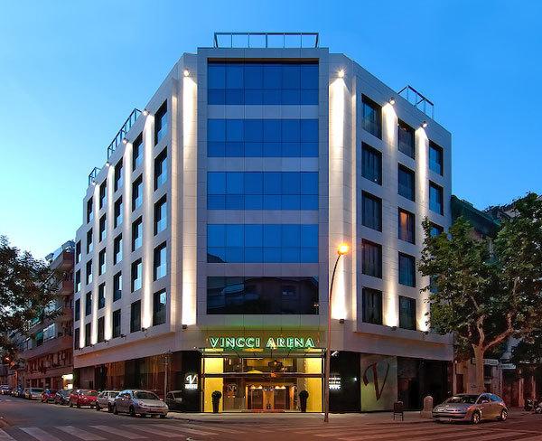 Hotel pestana arena barcelona barcelone espagne - Hotel vincci barcelona ...
