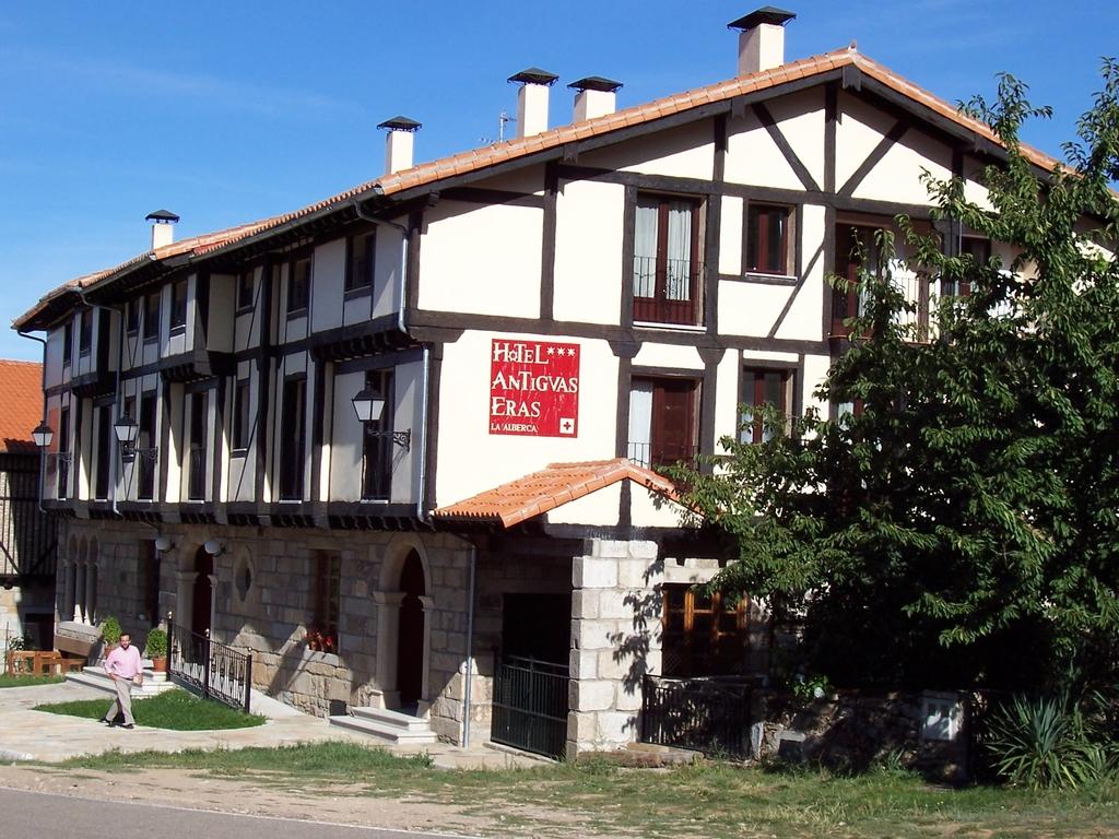 Hostel antiguas eras la alberca la alberca espa a for La alberca salamanca como llegar