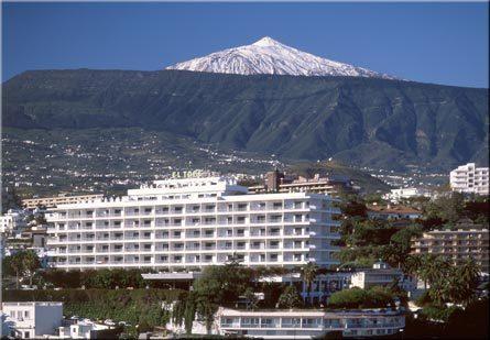 Entfernung Hotel Puerto De La Cruz