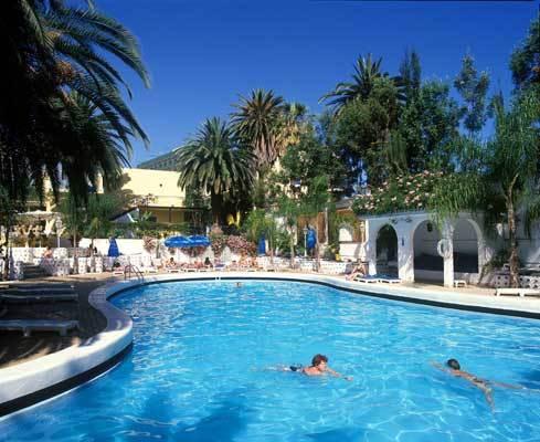 Hotel San Borondon Puerto De La Cruz Spanien