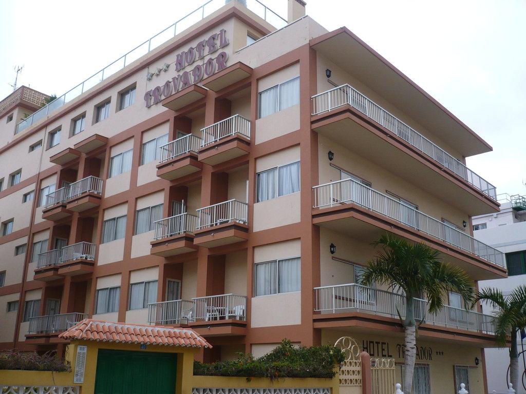 Puerto De La Cruz Hotel Trovador
