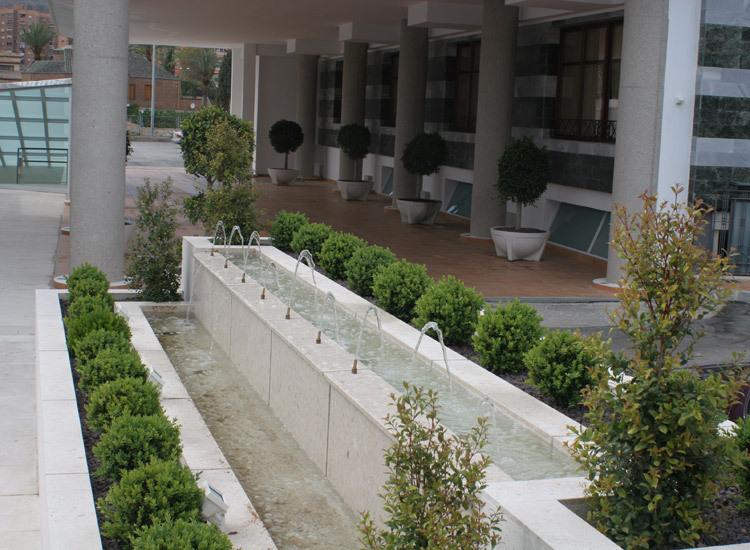 Hotel jardines de lorca lorca spain for Spa jardines de lorca