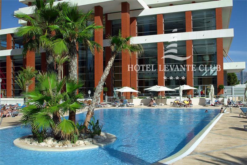 Hotel Levante Spa Benidorm