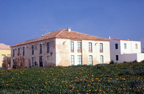 Hotel casa del gobernador elx spain - Casas en tabarca ...