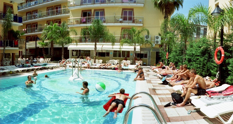 Hotel Cleopatra Spanien Lloret De Mar