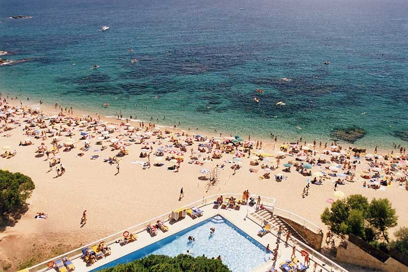Caleta Palace Hotel Platja D Aro Spain