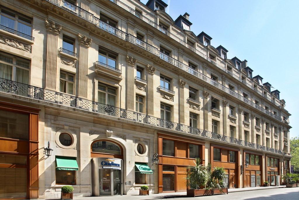 Hotel Citadines Paris Op Ra Vend Me Paris 9e