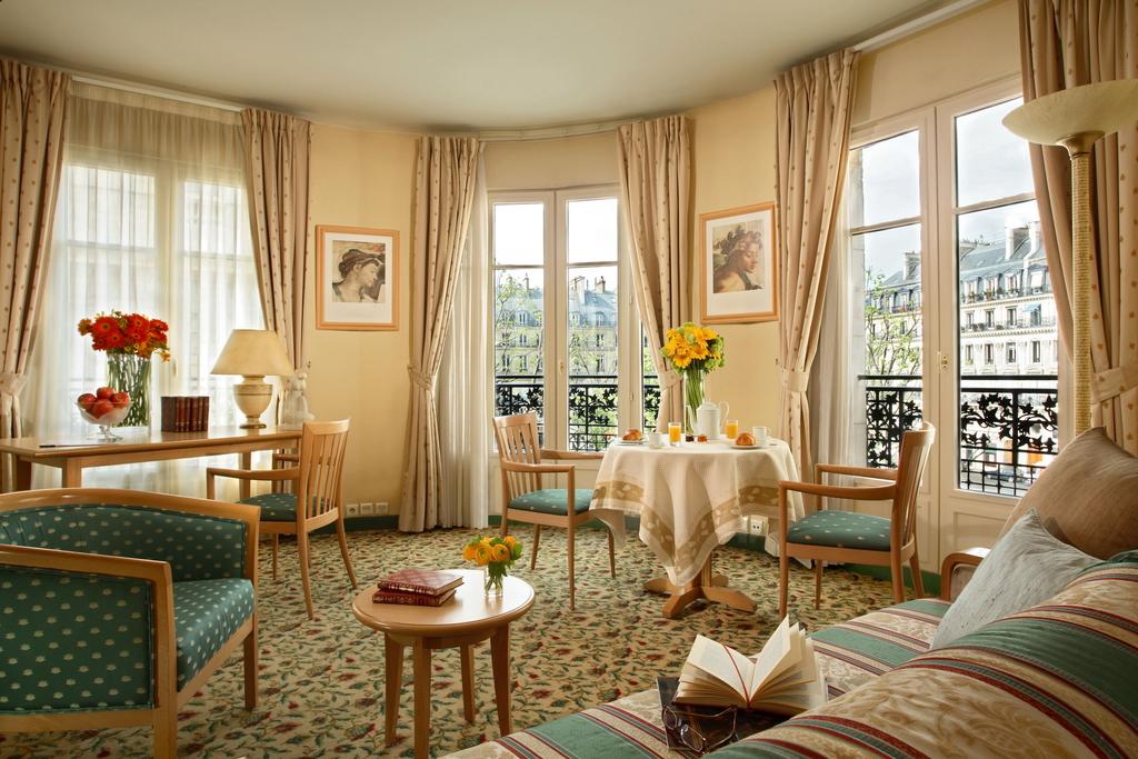 Hotel Citadines Paris Louvre Paris 1er Arrondissement
