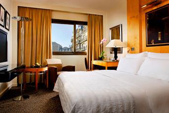 hotel le m ridien etoile paris 17e arrondissement france. Black Bedroom Furniture Sets. Home Design Ideas