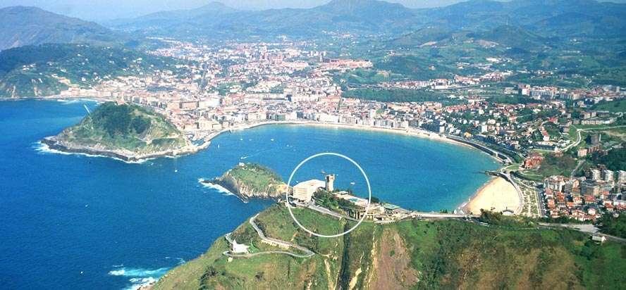 Hotel Monte Igueldo Saint Sebastien