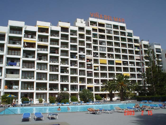 Apartment Vi 241 A Del Mar Adeje Spain Hotelsearch Com