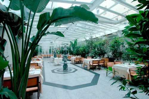 Hotel jard n metropolitano madrid espa a for Jardin metropolitano madrid