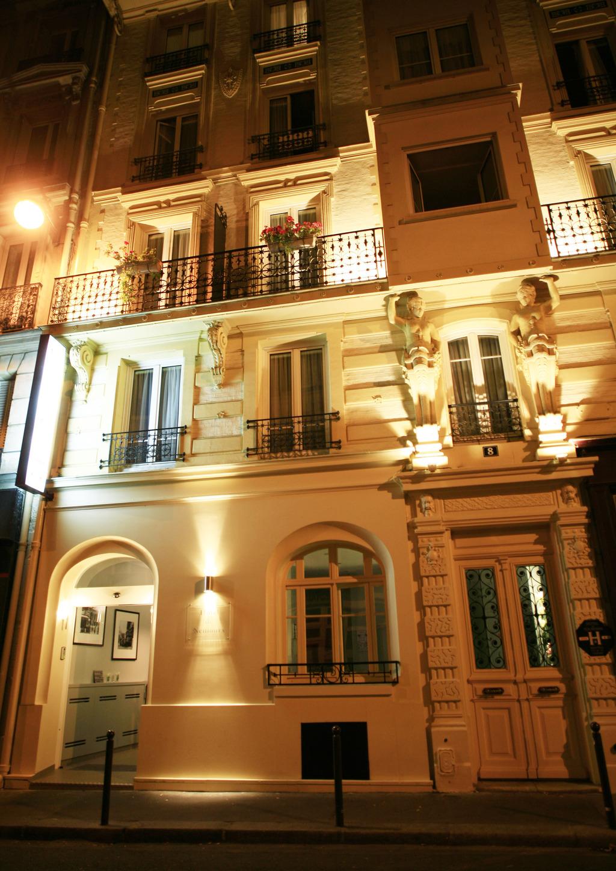 Hotel de nemours paris 11e arrondissement frankreich for Hotel 11 arrondissement paris