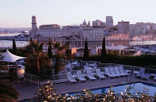 Hotel sofitel marseille vieux port marseille 7e - Hotel formule 1 marseille vieux port ...