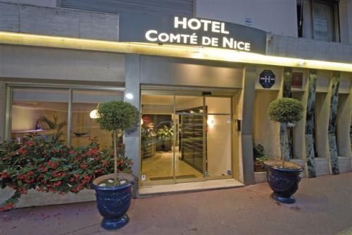 hotel comt de nice beaulieu sur mer france. Black Bedroom Furniture Sets. Home Design Ideas