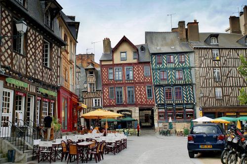Hotel A Limoges Centre Ville