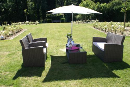 hotel les jardins d 39 ulysse cucq frankreich. Black Bedroom Furniture Sets. Home Design Ideas
