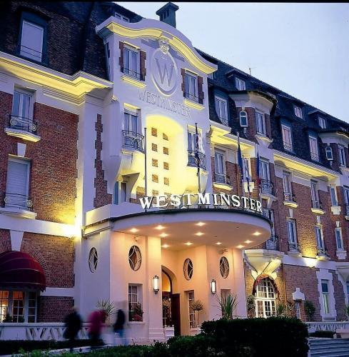 Hotel westminster h tel spa le touquet paris plage for Hotels le touquet