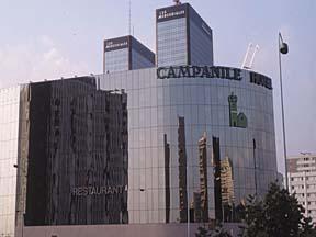 Hotel Campanile Paris Est Porte De Bagnolet Bagnolet