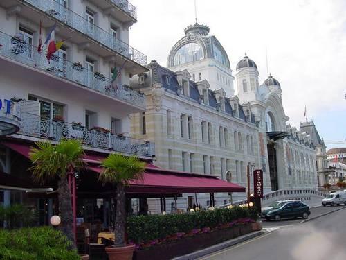 Hotel savoy h tel evian haute savoie france for Hotels evian