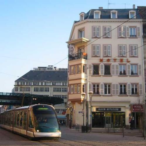 Quelques liens utiles for Appart hotel kleber strasbourg