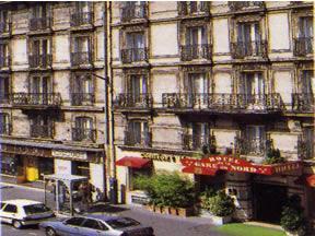 Hotel Quality Hotel Gare Du Nord Paris 10e Arrondissement