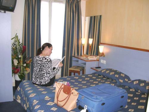 Hotel Comfort Hotel Place Du Tertre  Paris 18e