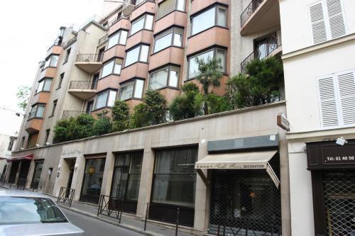 Promo Regina De Passy Rue De Cheap Hotels Paris France