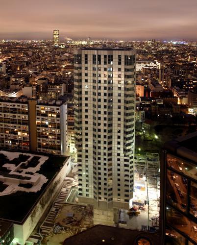 Hotel Adagio City Aparthotel Tour Eiffel, Paris 15e