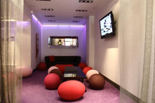 Hotel design paris ideal for Ideal hotel paris