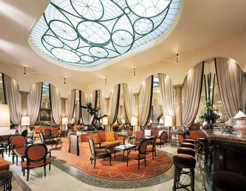 Hotel grand hotel et de milan milan italy for Grand hotel milano