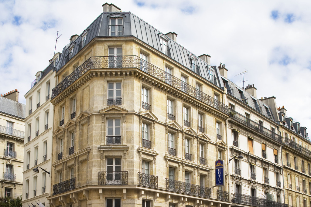 Hotel best western quartier latin pantheon paris 5e for Hotel best western paris