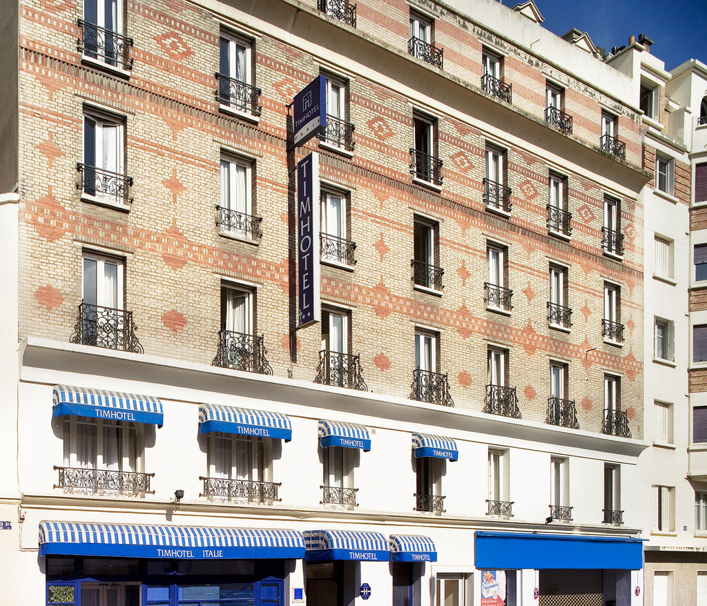 Timhotel Paris Place dItalie Paris France