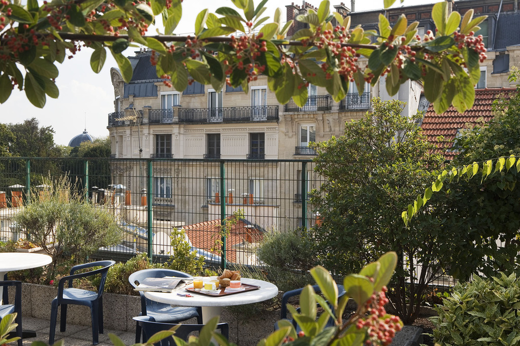 Hotel timhotel jardin des plantes paris 5e arrondissement for Jardin plantes paris