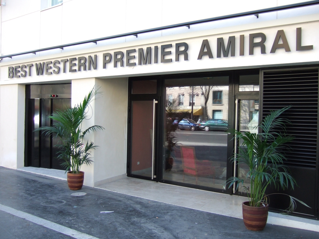 Hotel best western premier amiral paris 13e for Hotel best western paris