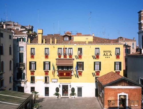 Hotel best western hotel ala venise italie for Hotels venise