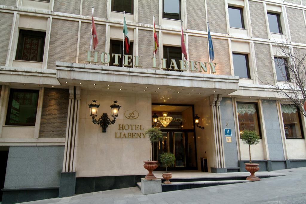 Hotel liabeny madrid espagne for Hotels madrid