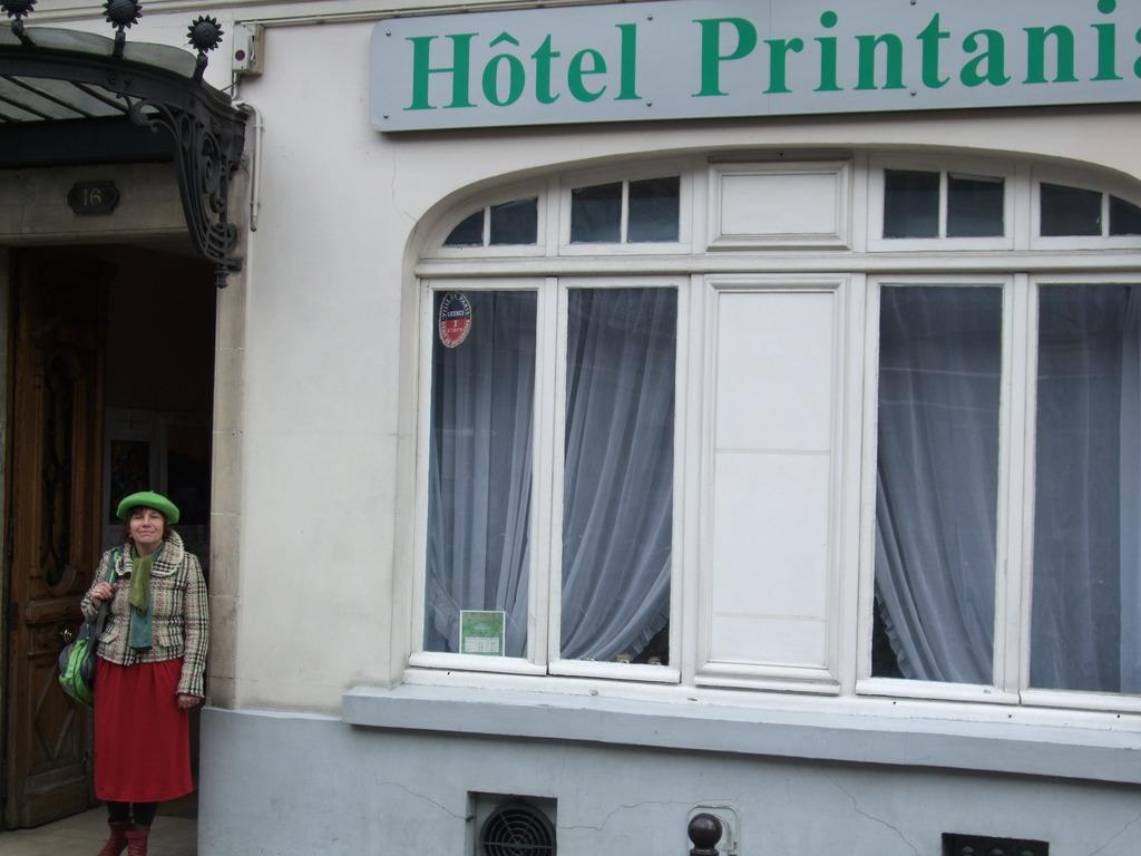 Hotel printania paris 11e arrondissement france for Hotel 11 arrondissement paris